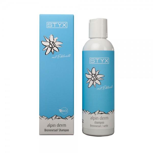 Alpin Derm Brennessel Shampoo
