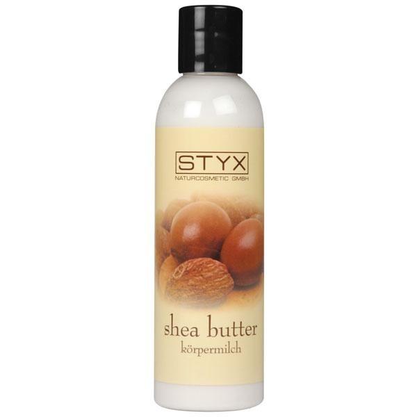 Shea Butter Körpermilch