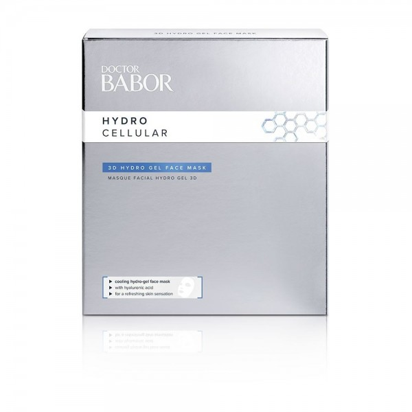 Doctor Babor Hydro Cellular 3D Hydro Gel Face Mask