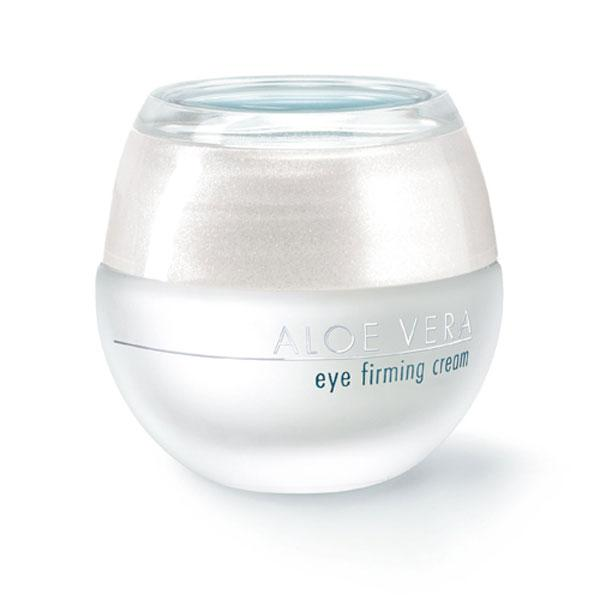 aloe vera eye firming cream augencreme augenpflege kosmetik online shop. Black Bedroom Furniture Sets. Home Design Ideas