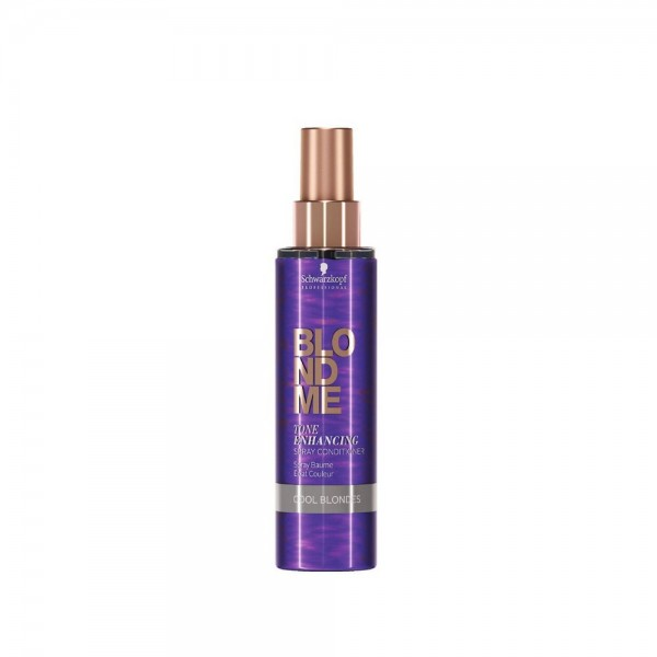 Blondme Cool Blondes Tone Enhancing Spray Conditioner
