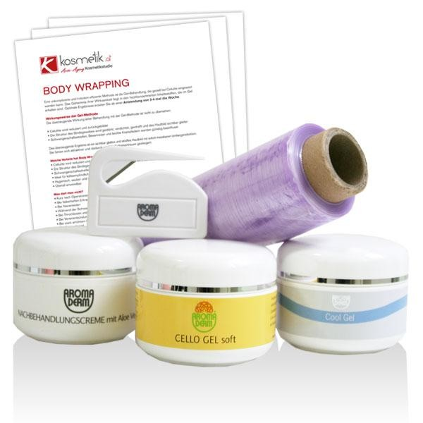 """Body Wrapping """"Soft"""" Set 1"""