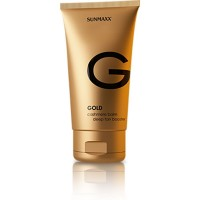 GOLD cashmere balm deep tan booster