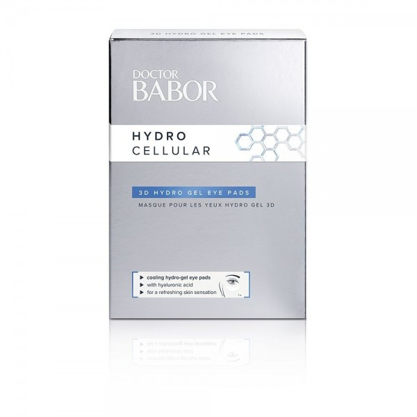 Doctor Babor Hydro Cellular 3D Hydro Gel Eye Pads