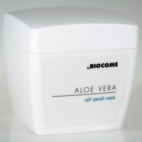Aloe Vera - Soft Special Cream / Kabine