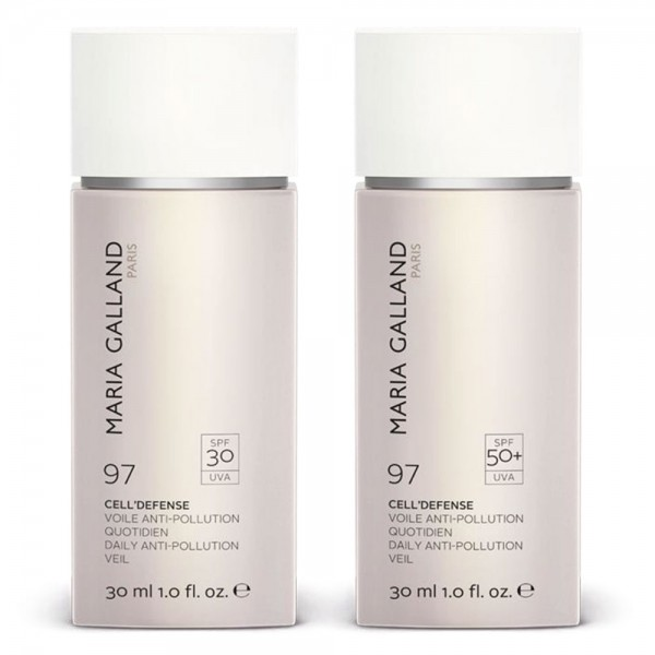 97 / Cell'Defense - Voile Anti-Pollution Quotidien