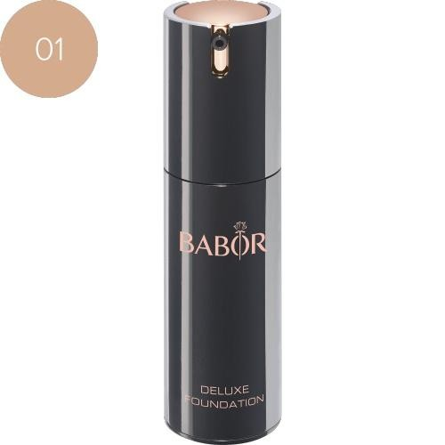 Babor Deluxe Foundation 01 ivory