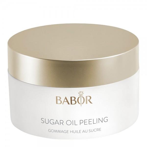 Sugar Oil Peeling