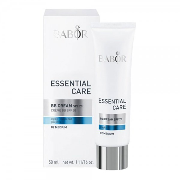 Essential Care BB cream 02 medium