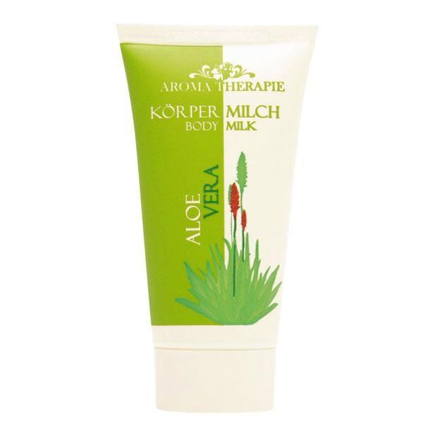 Luxusprobe Aloe Vera Körpermilch