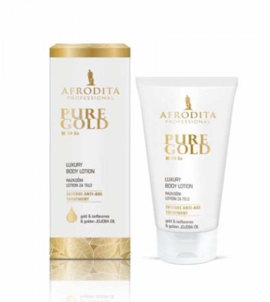 PURE GOLD 24 Ka Luxury Body Lotion