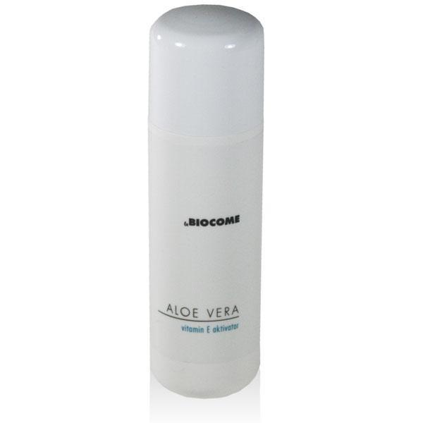 Aloe Vera - Vitamin E Aktivator Kabine