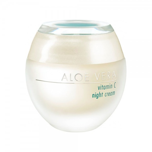Aloe Vera - Vitamin C Night Cream