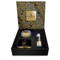 PURE GOLD 24 Ka NACHT Luxuriöses Geschenkset