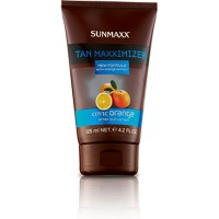 TAN MAXXIMIZER CITRIC ORANGE After Sun Lotion