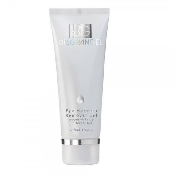 Eye Make-up Remover Gel - feel free