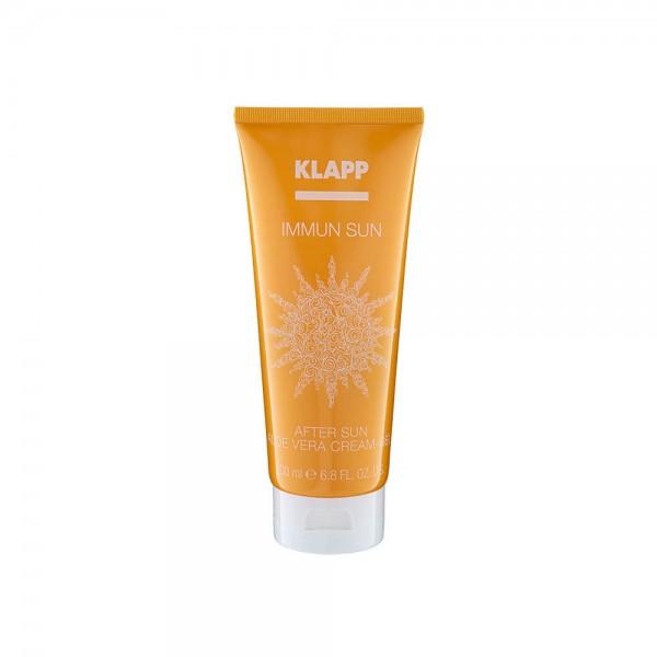 Immun Sun After Sun Aloe Vera Cream-Gel