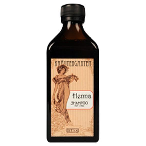 Henna Shampoo rot