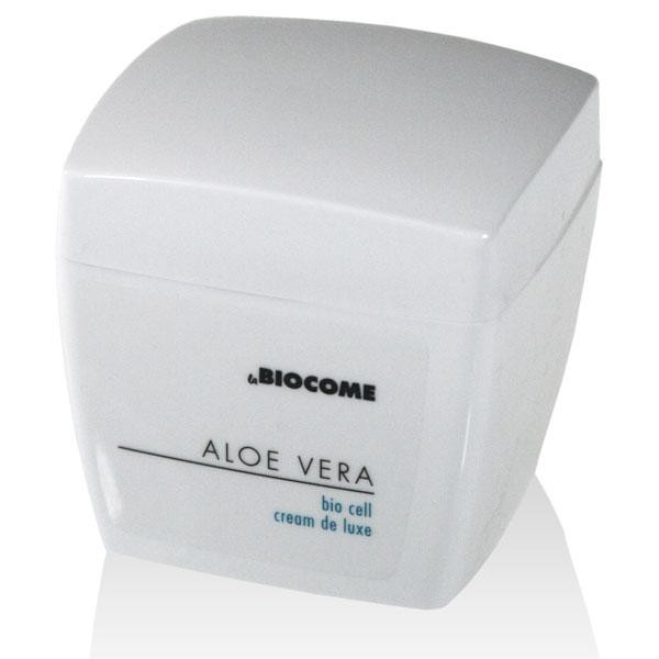 aloe vera bio cell cream de luxe kabine anti aging hautalterung gesichtspflege. Black Bedroom Furniture Sets. Home Design Ideas