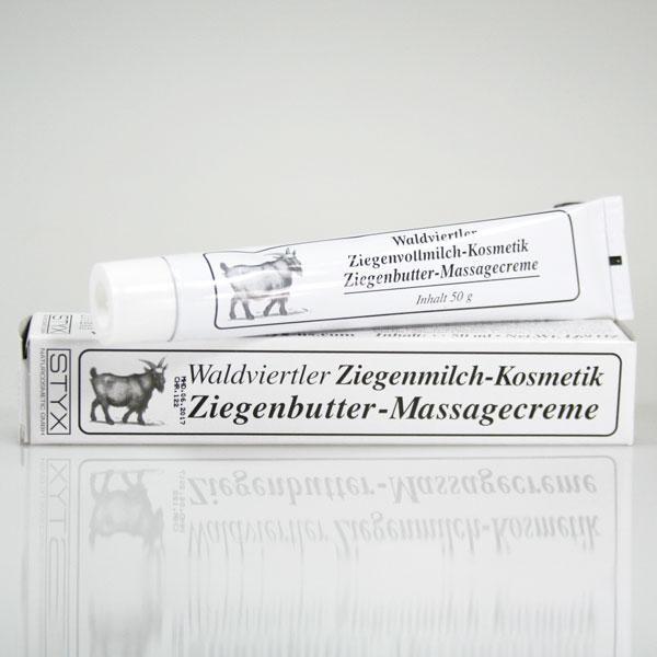 Ziegenbutter Massagecreme