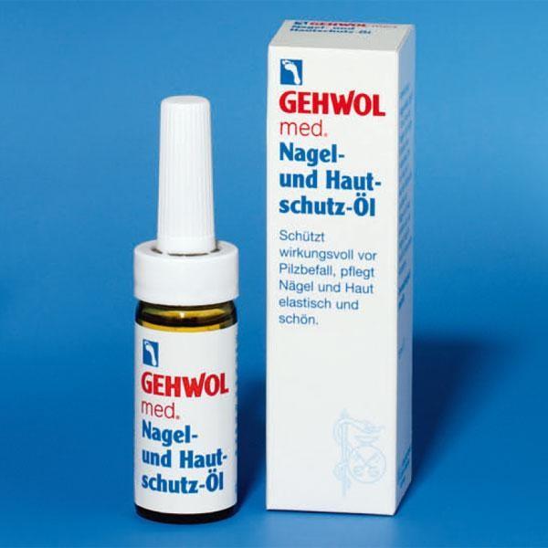 Med. Nagel- & Hautschutz Öl