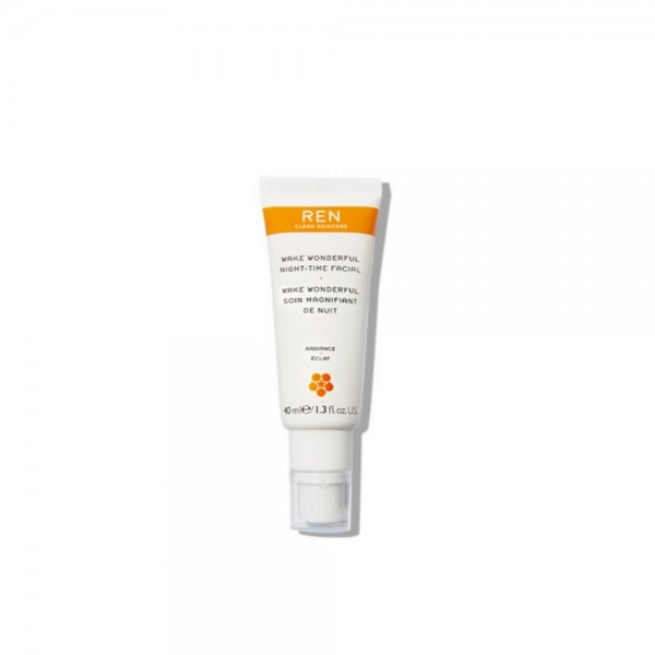 Radiance Wake Wonderful Night-Time Facial