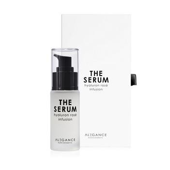 THE SERUM hyaluron rosé infusion