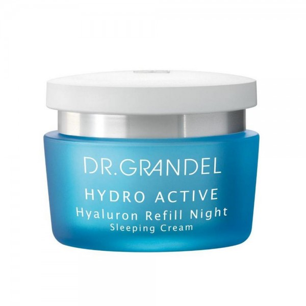 Hydro Active Hyaluron Refill Night Sleeping Cream