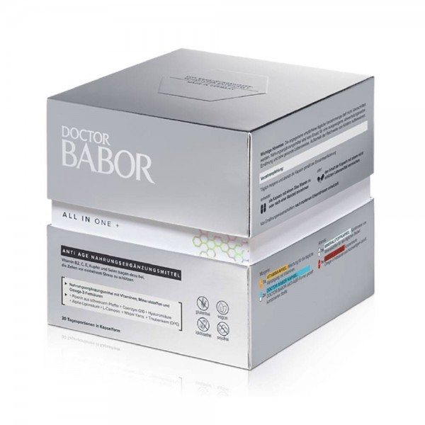 Doctor Babor ALL IN ONE+ / Nahrungsergänzungsmittel